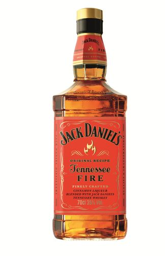 Jack Daniel's Tennessee Fire Whiskey - 35,0% Vol. - 0,7 ltr.