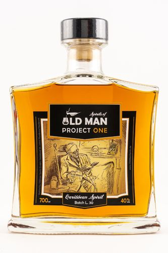 Old Man Rum Project ONE Caribbean Spirit - 40,0% Vol. - 0,7 ltr.