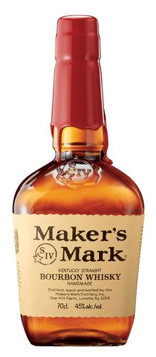Maker's Mark Red Seal Kentucky Straight Bourbon Whiskey - 45,0% Vol. - 0,7 ltr.