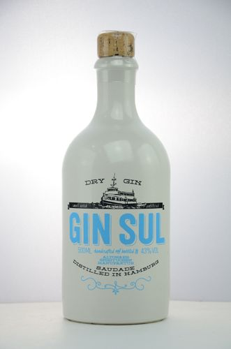 Gin Sul Dry Gin - 43,0% Vol. - 0,5 ltr.