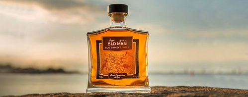 Old Man Rum Project THREE - 40,0% Vol. - 0,7 ltr.