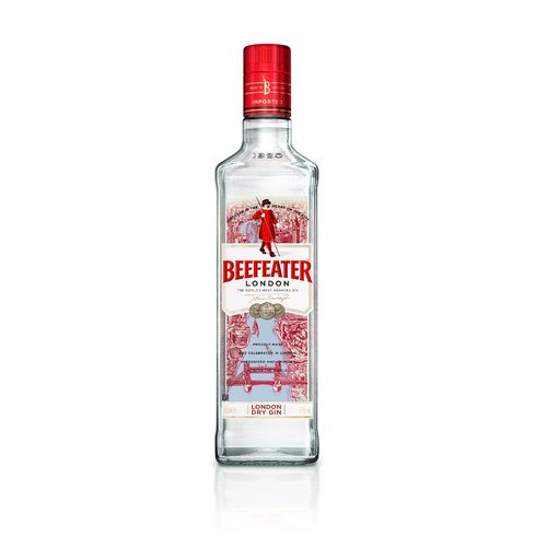 Beefeater London Dry Gin - 47,0% Vol. - 0,7 ltr.