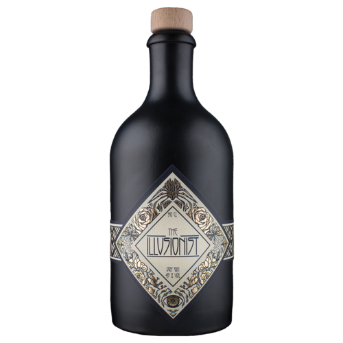 The Illusionist Dry Gin - 45,0% Vol. - 0,5 ltr.