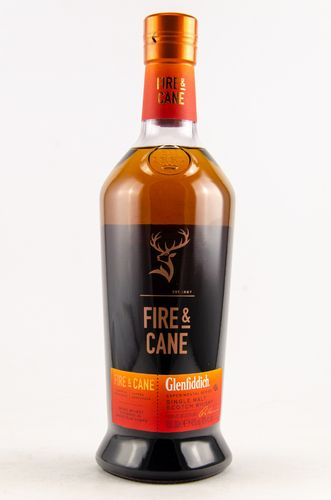 Glenfiddich Fire & Cane Speyside Single Malt Whisky - 43,0% Vol. - 0,7 ltr.
