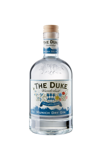 The Duke Wanderlust Gin - 47,0% Vol. - 0,7 ltr.