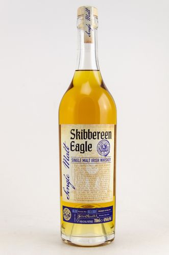 West Cork Skibbereen Eagle Irish Single Malt Whiskey - 12 Jahre - 43,0% Vol. - 0,7 ltr.