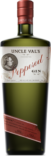 Uncle Val's Peppered Gin - 45,0% Vol. - 0,7 ltr.