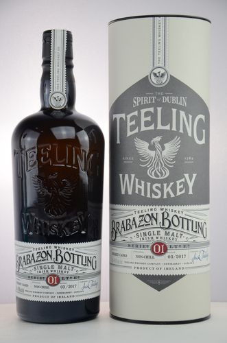 Teeling Brabazon No. 1 Single Malt Irish Whiskey - 49,5% Vol. - 0,7 ltr.