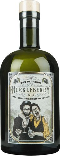 Huckleberry Gin - 44,0% Vol. - 0,5 ltr.
