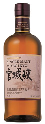 Nikka Miyagikyo Japanese Single Malt Whisky - 45,0% Vol. - 0,7 ltr