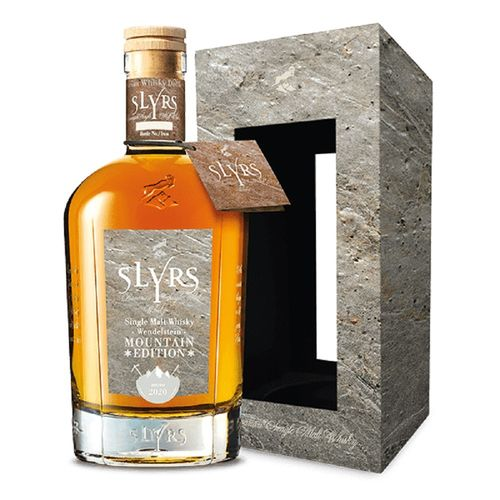 "SLYRS Mountain Edition ""Wendelstein"" Single Malt Whisky - 50,3% Vol. - 0,7 ltr."