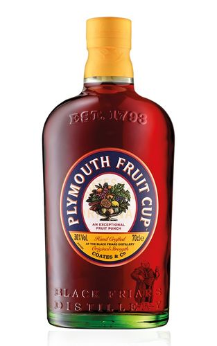 Plymouth Fruit Cup - 30,0% Vol. - 0,7 ltr.
